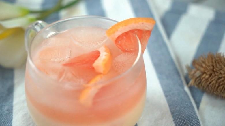 制作超简单的夏日清凉解暑小饮料