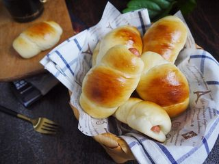 港式肠仔面包