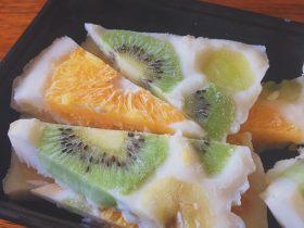 酸奶水果干