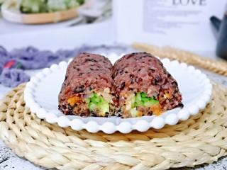 血糯米粢饭团