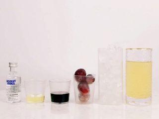 花看半开,酒饮微醺,是人生最好的状态,准备好材料