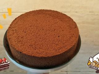 十分优秀de巧克力戚风蛋糕