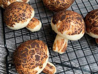 仿真蘑菇包,超可爱的蘑菇包,小朋友的最爱!