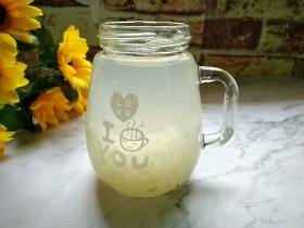 冬瓜糖梨子汁