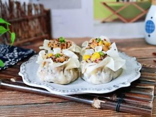 糯米藜麦鸡胸时蔬烧菜,咬一口,糯糯的,香香的,太赞了。