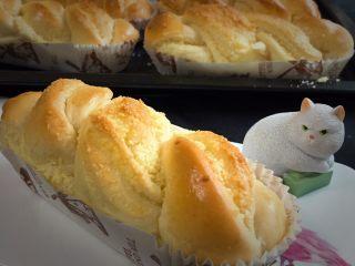 椰蓉酸奶味面包,这样的面包吃起来真是美味。