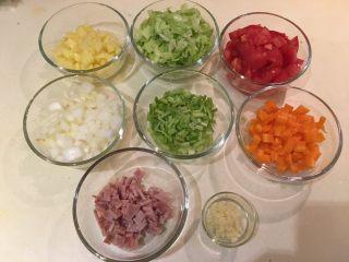 培根蔬菜汤,终于……哈哈哈哈😂