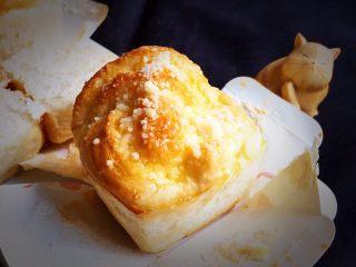 酥粒椰蓉面包