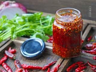 秘制辣椒油,爱辣一族是永远吃不腻的。