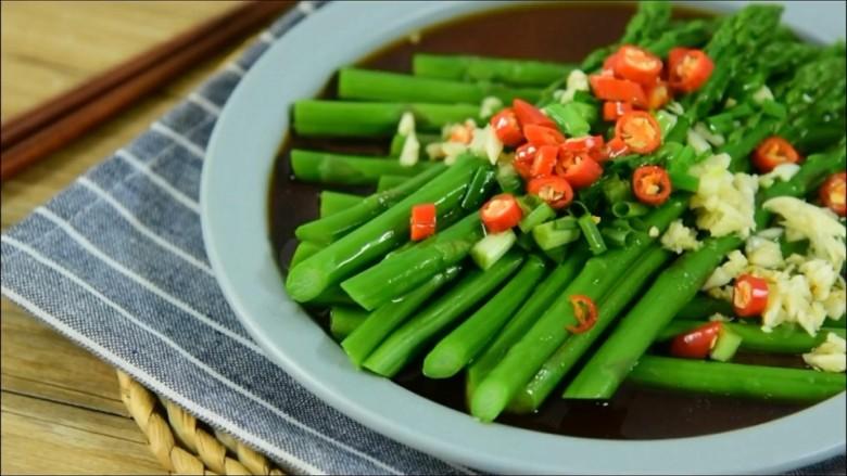 芦笋这么做,好吃又健康