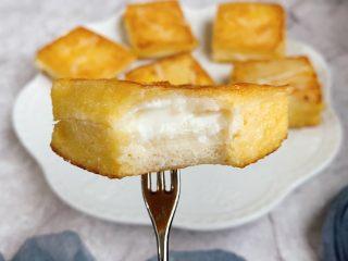 港式酸奶西多士,好香啊!