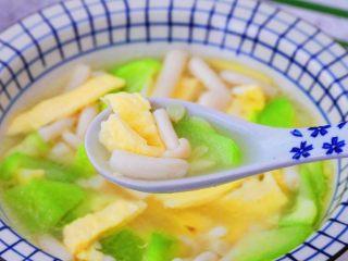 鸡蛋丝瓜汤,图二