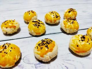 最美蛋黄酥