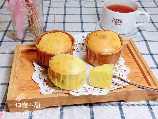 迷迭香玛芬蛋糕(制作耗时最短)