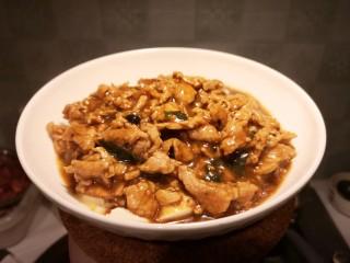 肉片豆花/不辣版