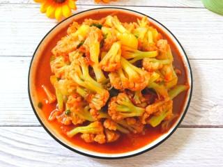 腐乳菜花,成品图1