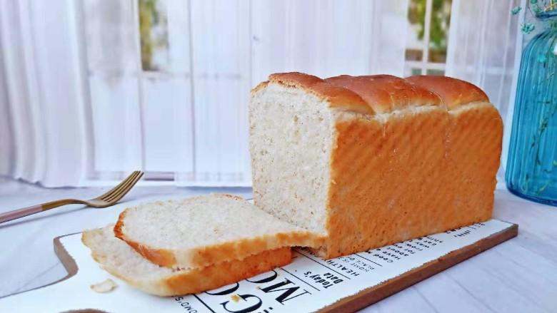 黑麦全麦吐司,作为早餐也是棒棒哒!