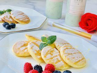 蜂蜜松饼🥞