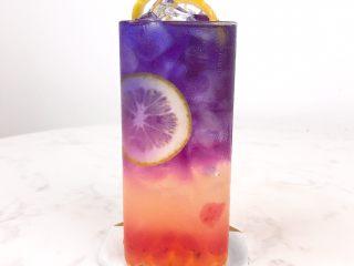 网红银河系冰茶,酷夏ING