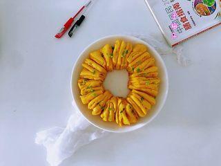 南瓜水煎花卷