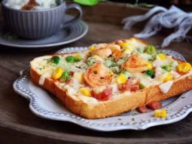 经常吃披萨不健康?营养师推荐了一种健康披萨