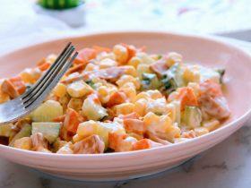 吃沙拉可以加这些酱,既美味又健康