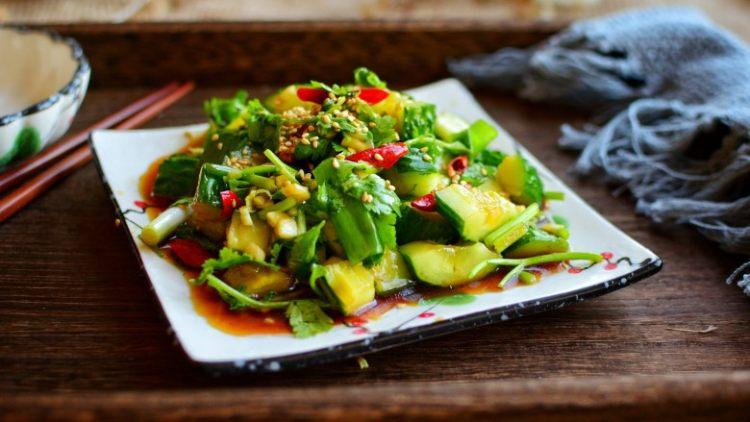 黄瓜的营养价值,有助于保护和改善健康