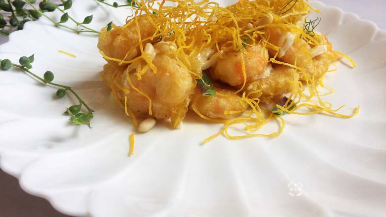 仙境蓬莱虾