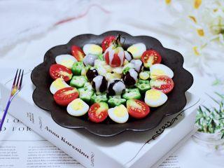 满园春色之蔬菜水果沙拉,再来一张诱惑你。