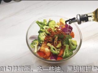 鸡翅焖锅,蔬菜里➕辣椒面、油、黑胡椒