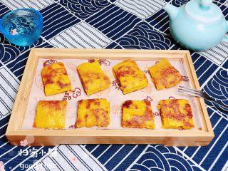 韩式泡菜煎饼,将韩式泡菜煎饼切块儿,秀色可餐的美食就可以上桌吃啦!