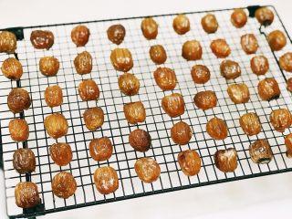 自制蜜枣,将枣子放在晾网上,置于太阳下暴晒4小时以上,晒得越久越硬,可以根据自己喜欢的软硬度来决定暴晒时长,也可以放烤箱用60度慢慢烤干一点