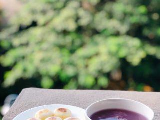 山药小饼,配上一碗粥,理想早餐