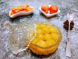 冰糖葡萄罐头,葡萄的营养价值很丰富做法有不同种类我偏偏最爱这一款
