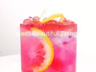 高颜值、健康、新鲜、有温度的创作饮品~