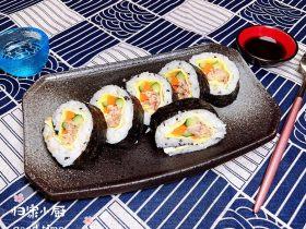 金枪鱼胚芽米寿司 | 便当