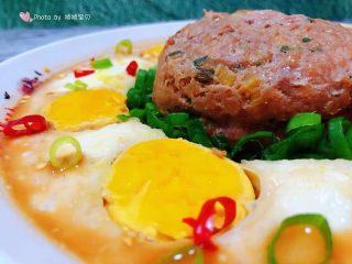 肉丸蒸蛋,这道美味颜值爆表味道一级棒