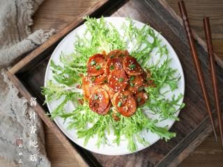 酱汁杏鲍菇,这样做出的杏鲍菇超级鲜美,真的是超级好吃,每次做上一盘都是分分钟光盘!