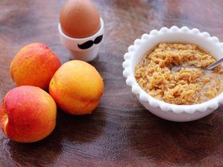 醪糟蛋花汤,首先备齐所有醪糟的食材。