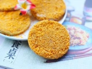 香醇可口的香芋饼,超级简单。