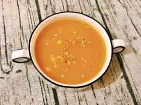 秋天喝什么汤?这碗南瓜芡实羹,能补中益气,常喝青春不老!