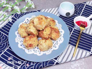 土豆虾球(天妇罗土豆虾球),一盘外酥里嫩、焦黄诱人的天妇罗土豆虾球就上桌了!