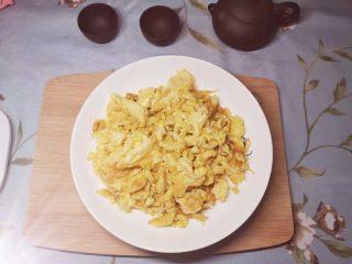 西红柿鸡蛋盖浇饭,盛出备用