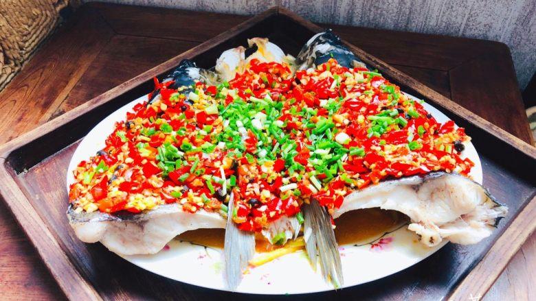 拿的出手的宴客菜,剁椒鱼头,超下饭零失败