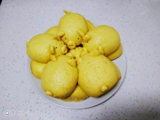 南瓜小🐷红糖、糯米、红豆包