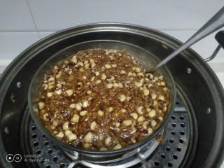 南瓜小🐷红糖、糯米、红豆包,大火煮开转中火煮50分钟