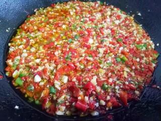 万能秘制辣椒油,超级好吃的辣椒油就做好啦!