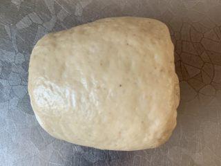手撕面包,卷起