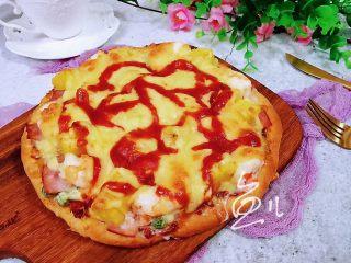 水果披萨,开始享用吧