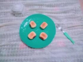 紫薯芝士仙豆糕